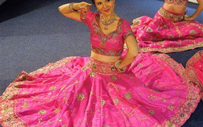 Spectacle de danse indienne en EHPAD à Sainte Maxime le 18 mai