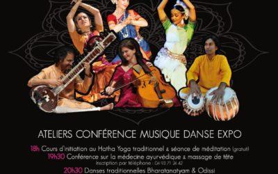 1er Festival NAMASTE FRANCE à NICE