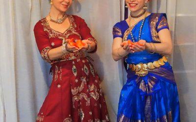 Spectacle Bollywood et Barathanatyam