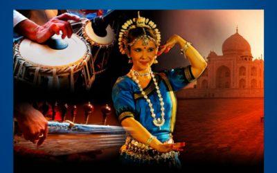 Spectacle de Danse indienne Odissi avec Contes «L'Inde céleste»