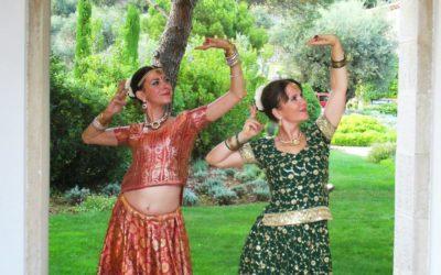 Spectacle de Danse avec la Cie «Indian Dance Navrasa»