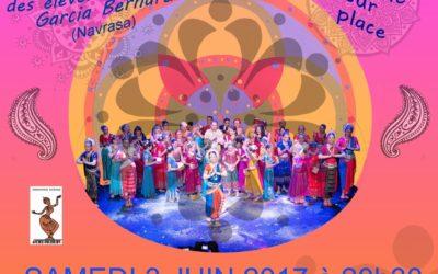 Spectacle de danse indienne  Odissi et Bollywood