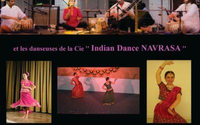 Spectacle Musique et Danse Fusion Indienne et Bollywood
