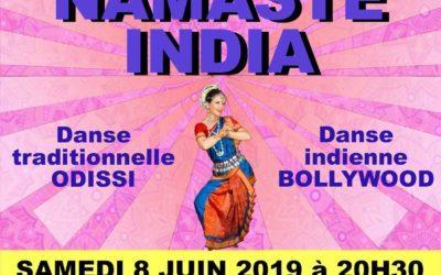 Namasté India