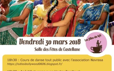 Spectacle de Danse Indienne
