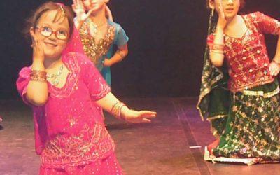 Atelier de danse indienne pour enfants : Samedi 19 septembre à 15h