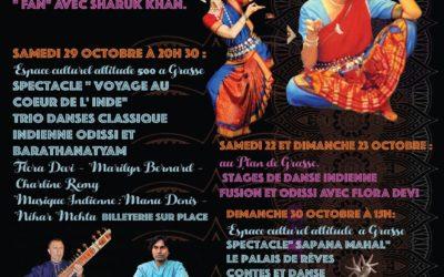 1er Festival Namasté