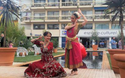 Spectacle de danse classique indienne Odissi/ Bharatanatyam et Bollywood