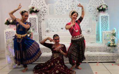 Spectacle Fusion de danses indienne