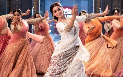 Cours mensuels de danse indienne Bollywood et Kathak !