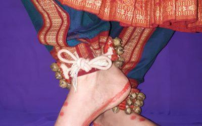 Danse indienne et piano : création confinement
