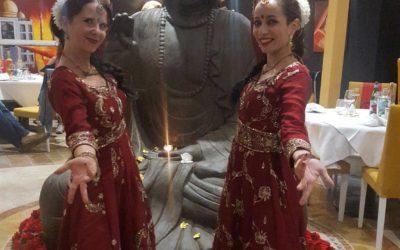 Repas / Spectacle de danses indienne le samedi 1er aôut à Grasse