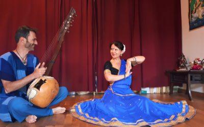 Spectacle de contes, musique et danse en maternelle