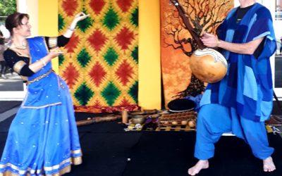 Spectacle de Contes, musique et danse à Grasse le 10 juin